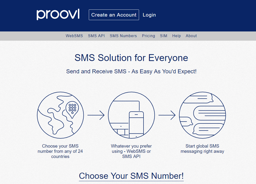 PROOVL SMS